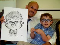 Caricature Artists In Chester
